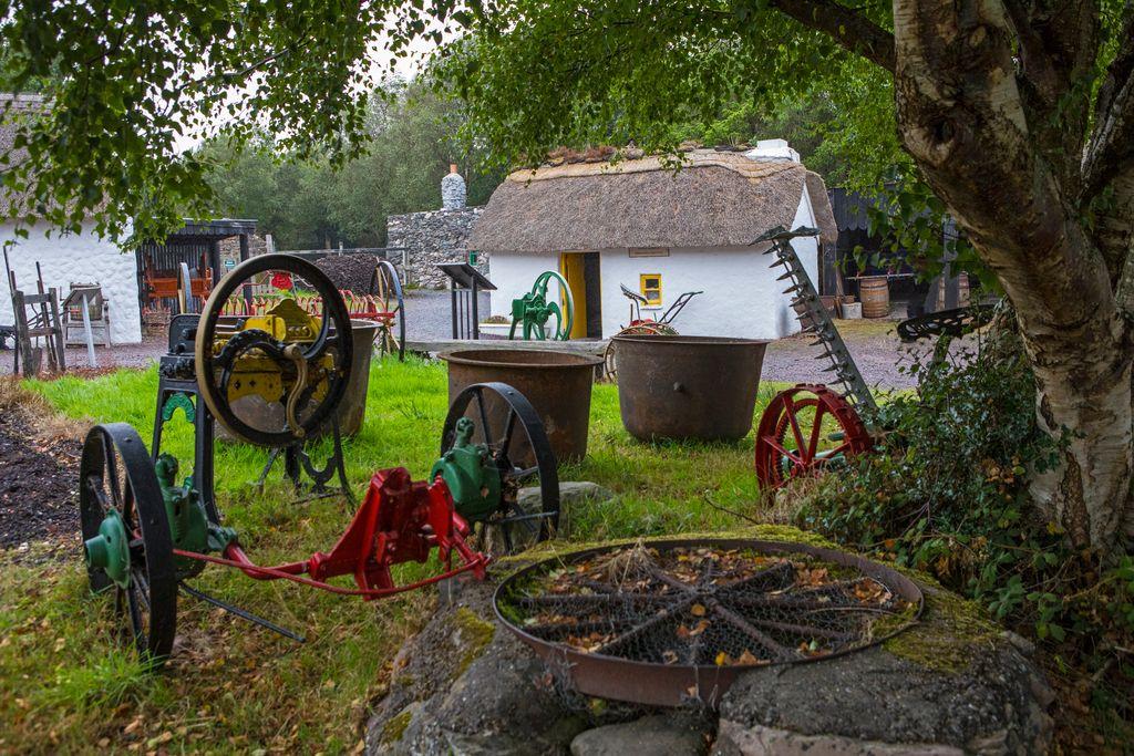The Kerry Bog Villiage Museum, Ireland