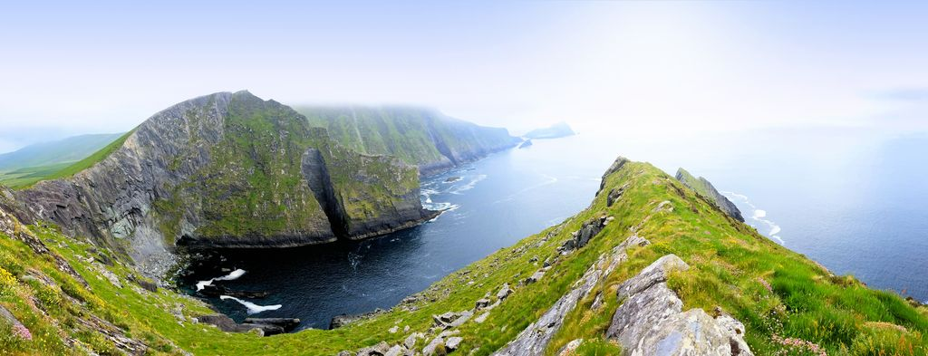 Drive the Skellig Ring, Ireland