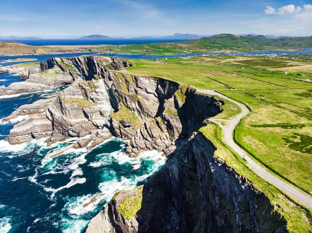 The Kerry Cliffs, Ireland