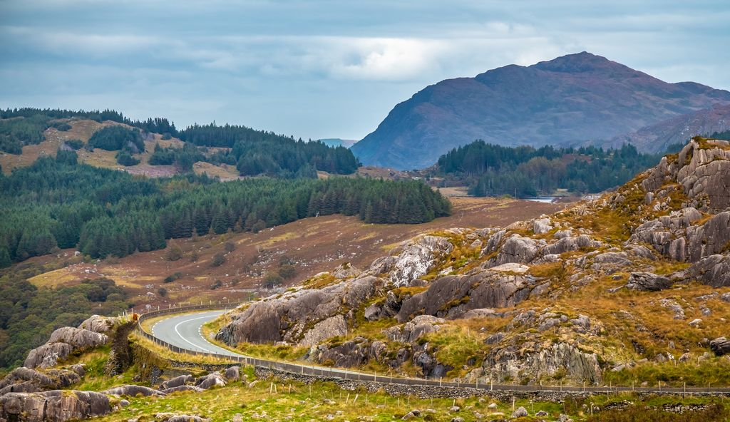 Molls Gap, Ireland