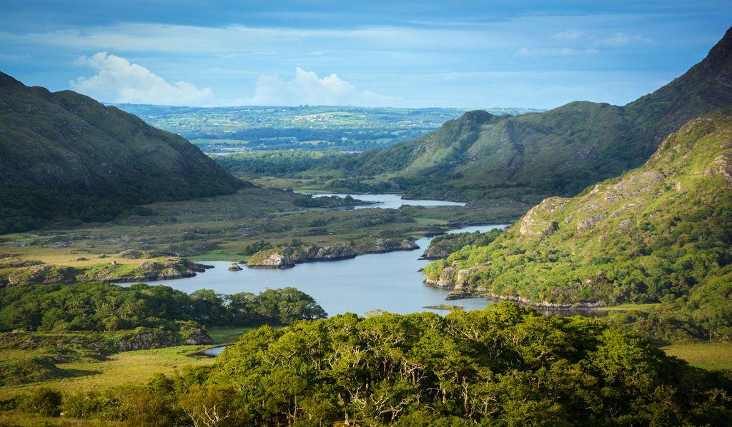 View Ladies view, Ireland