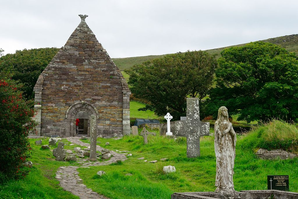 Kilmalkedar Church, Ireland