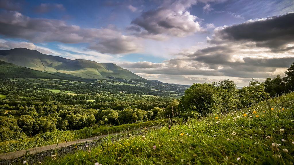 Glen of Aherlow, Ireland