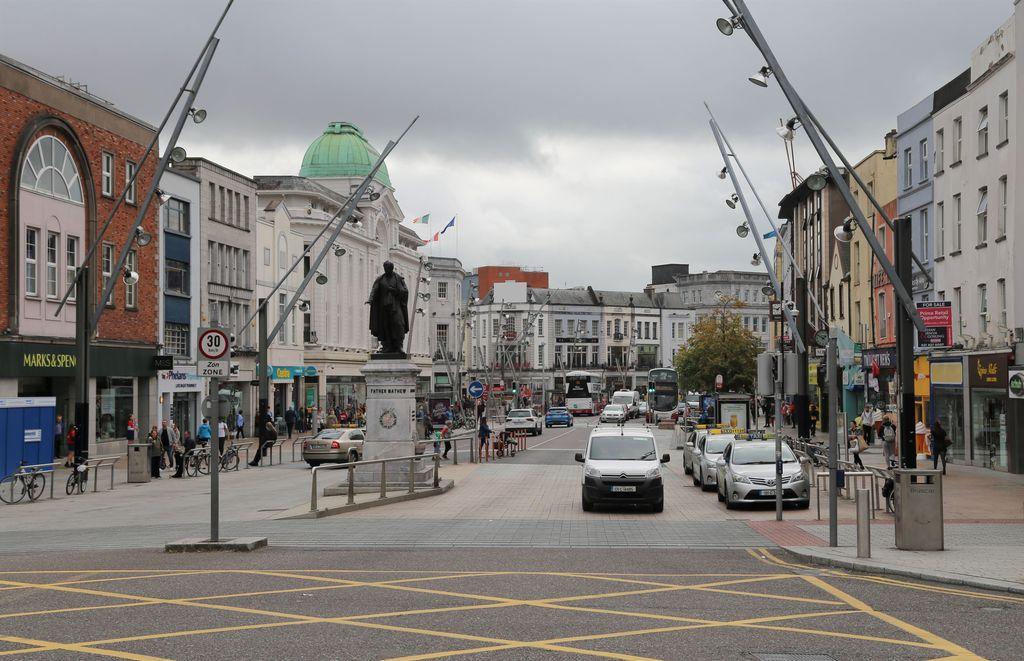 St. Patrick Street, Ireland