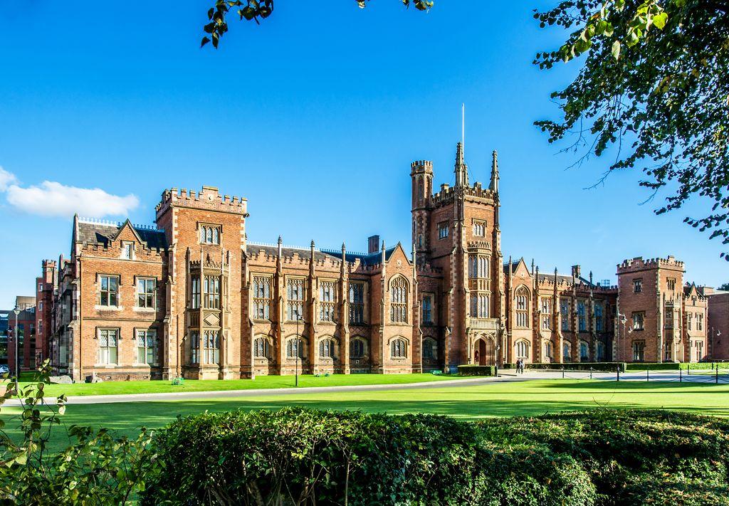 Queens university, Ireland