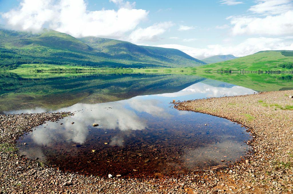 Lough Arkaig, Scotland