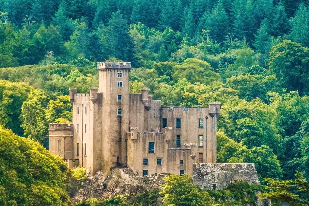Dunvegan Castle, Scotland