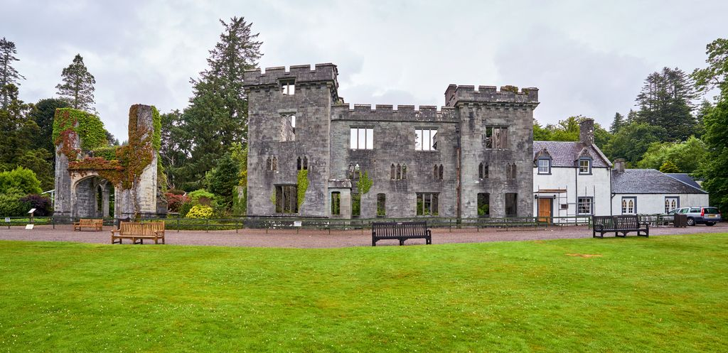 Armadale Castle Gardens, Scotland