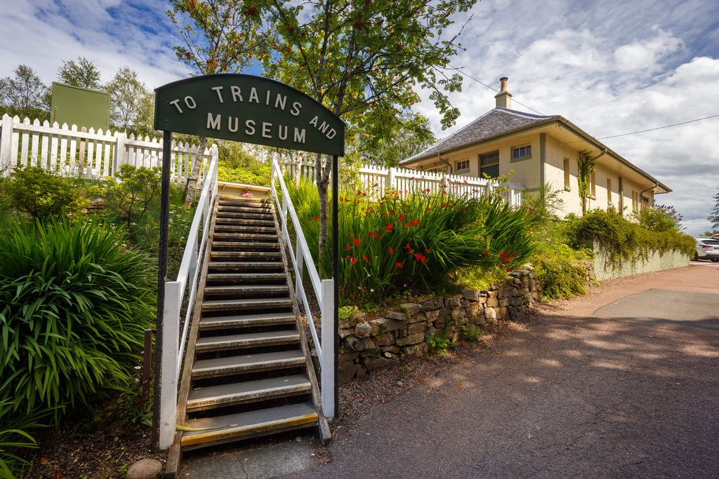 Glenfinnan Railway Museum, Scotland