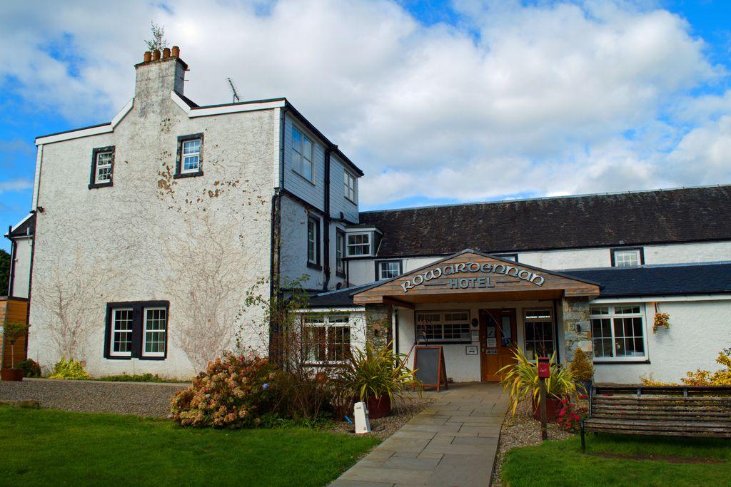 Rowardennan Hotel pub, Scotland