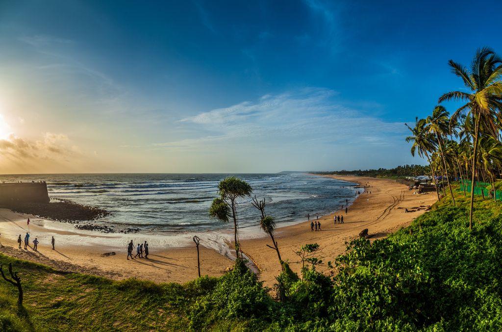 Candolim Beach, India