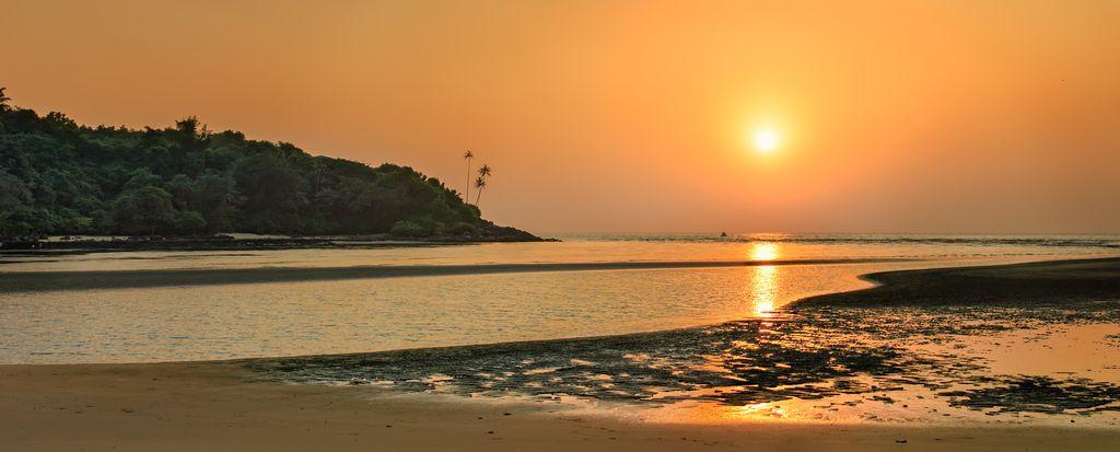 Mobor beach, South Goa