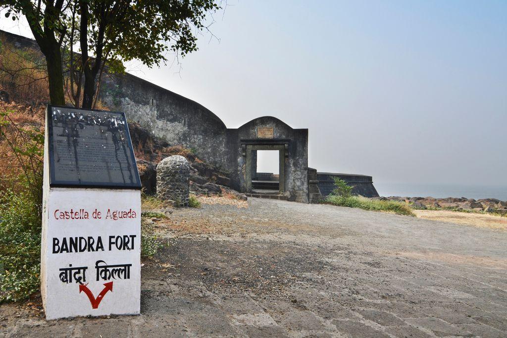 Bandra Fort, India