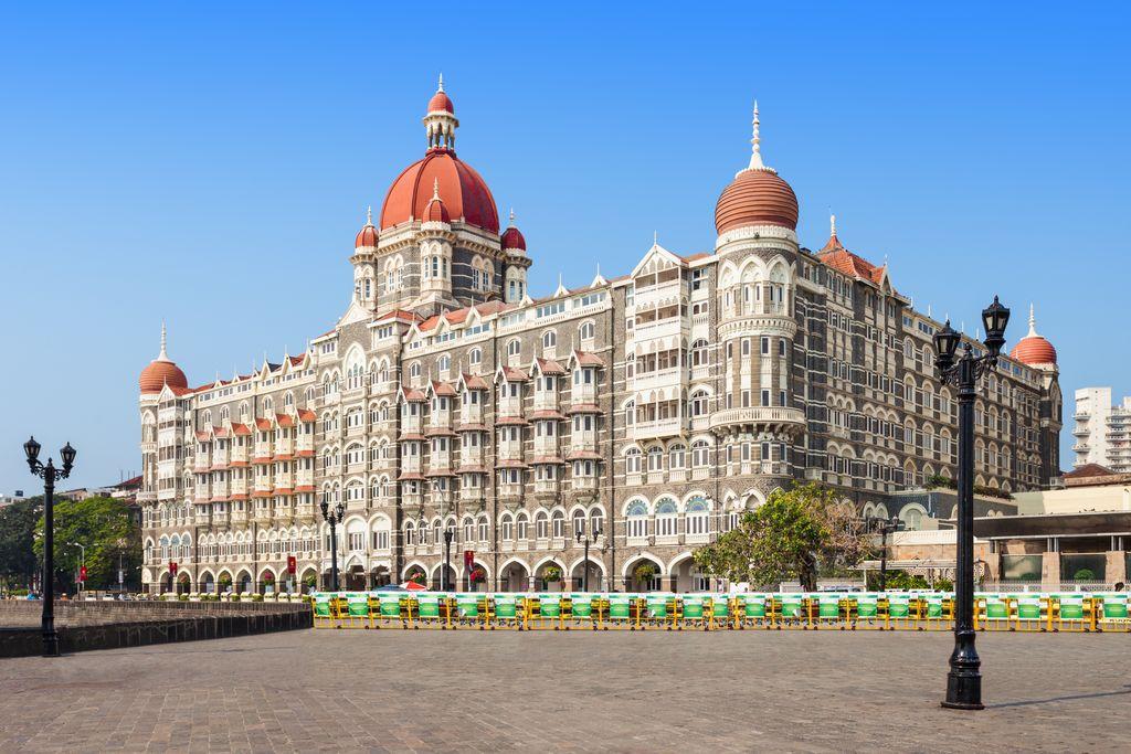 Taj Mahal Palace Hotel, India