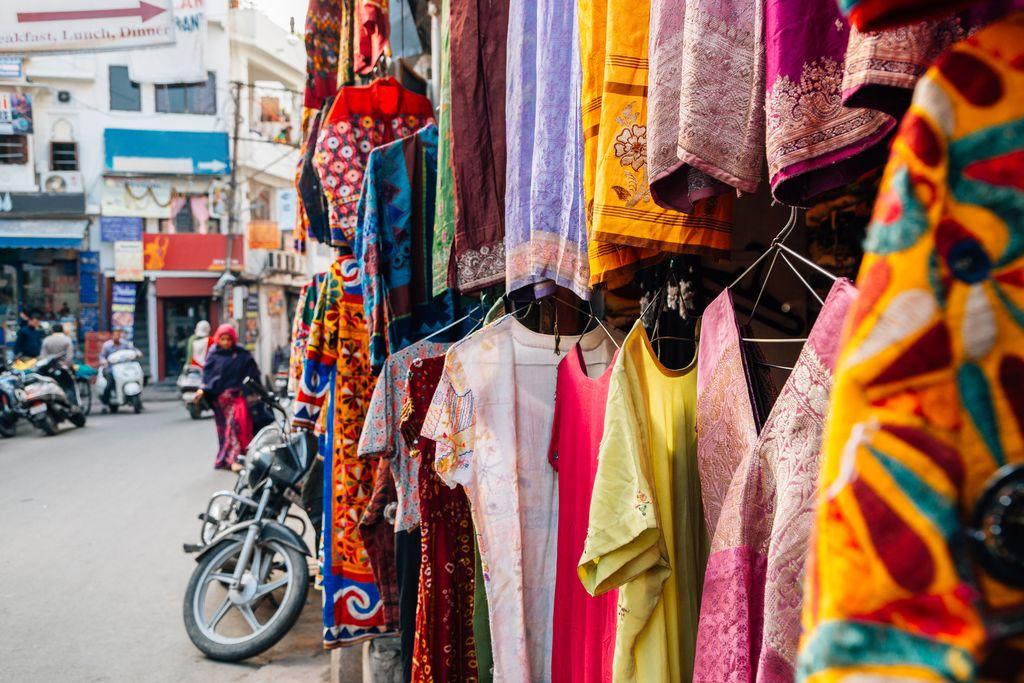 Udaipur Markets, India