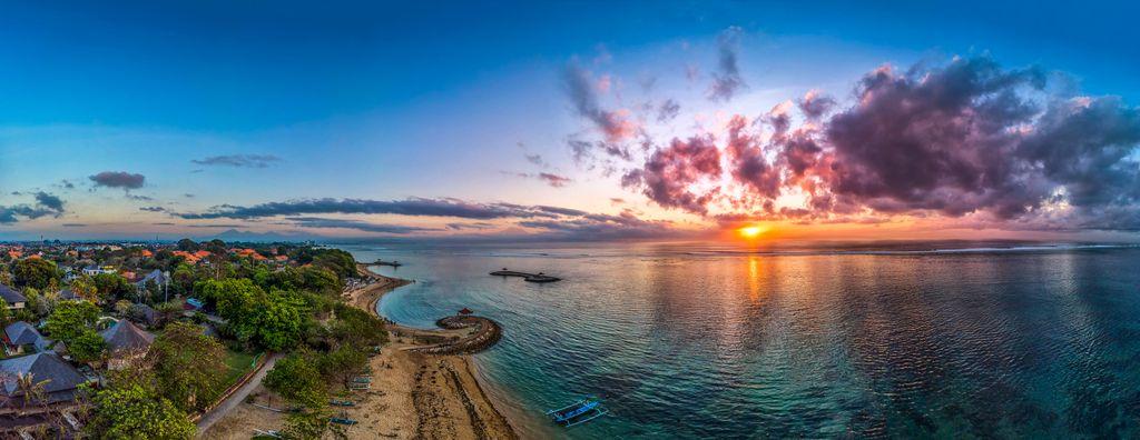 Sanur Beach, Indonesia