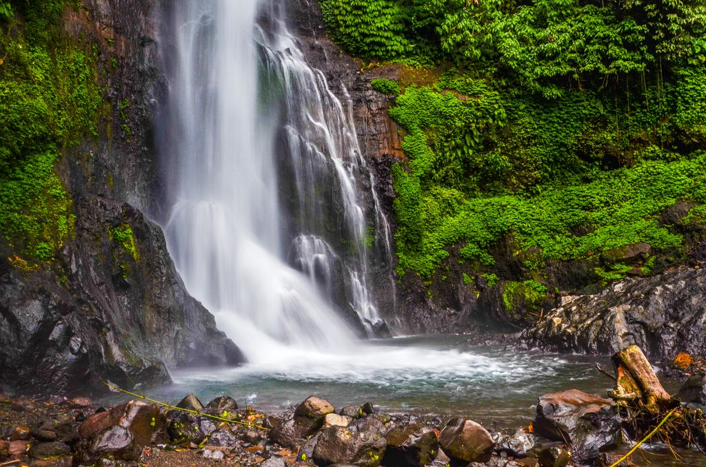 Git Git Waterfall, Indonesia