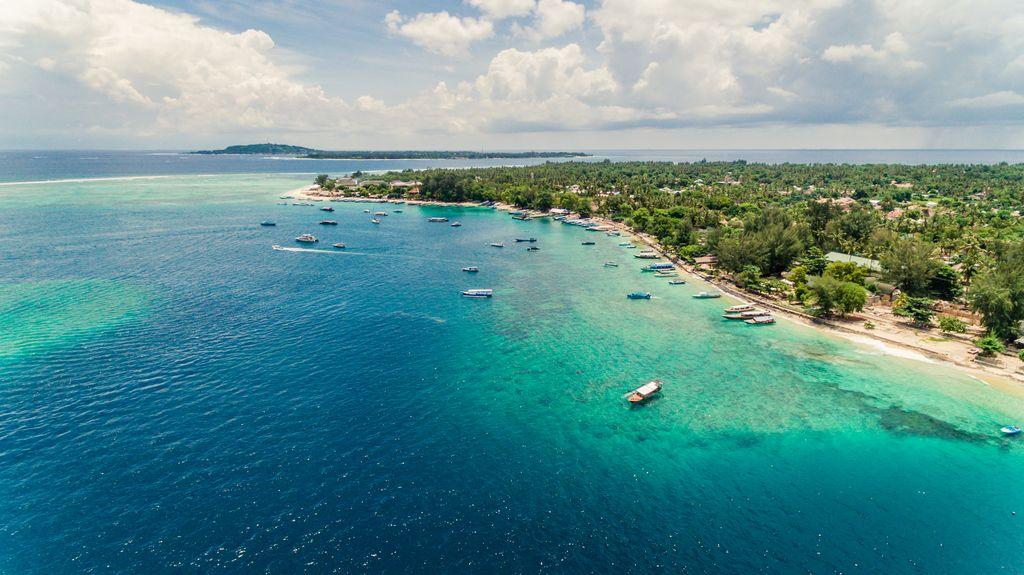 The Gilis Island