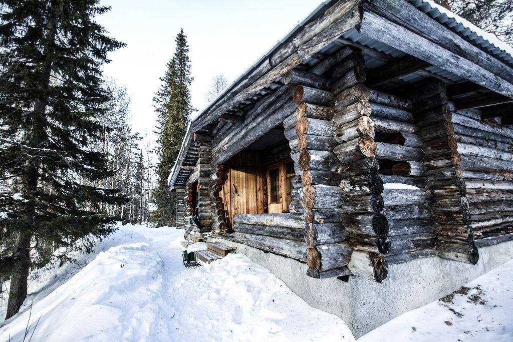 Salla ski resort Finland