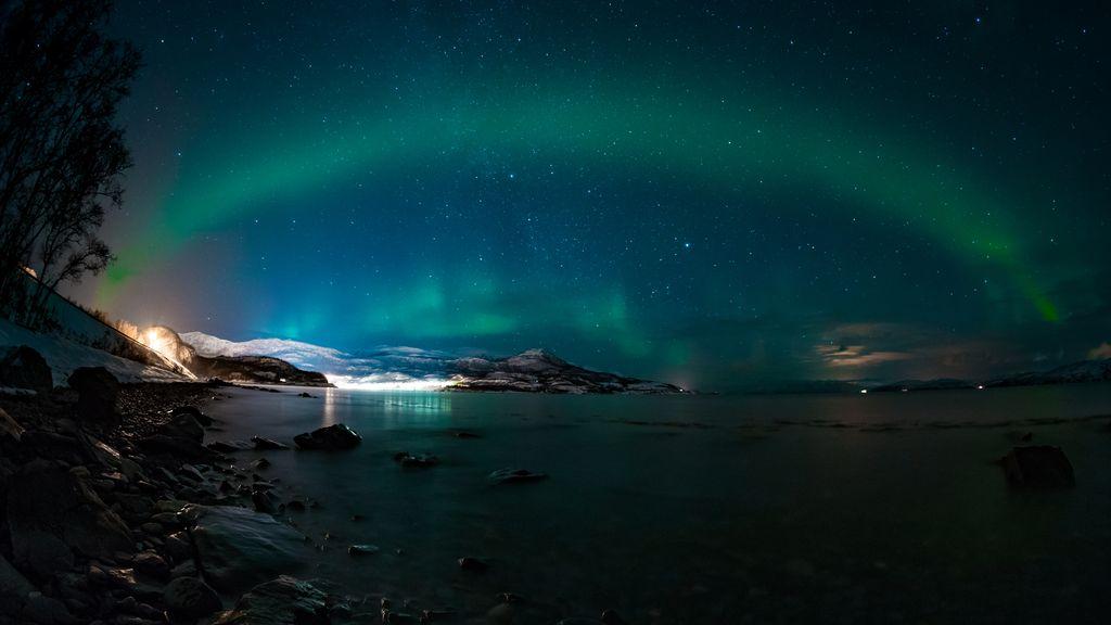 Northern lights Alta