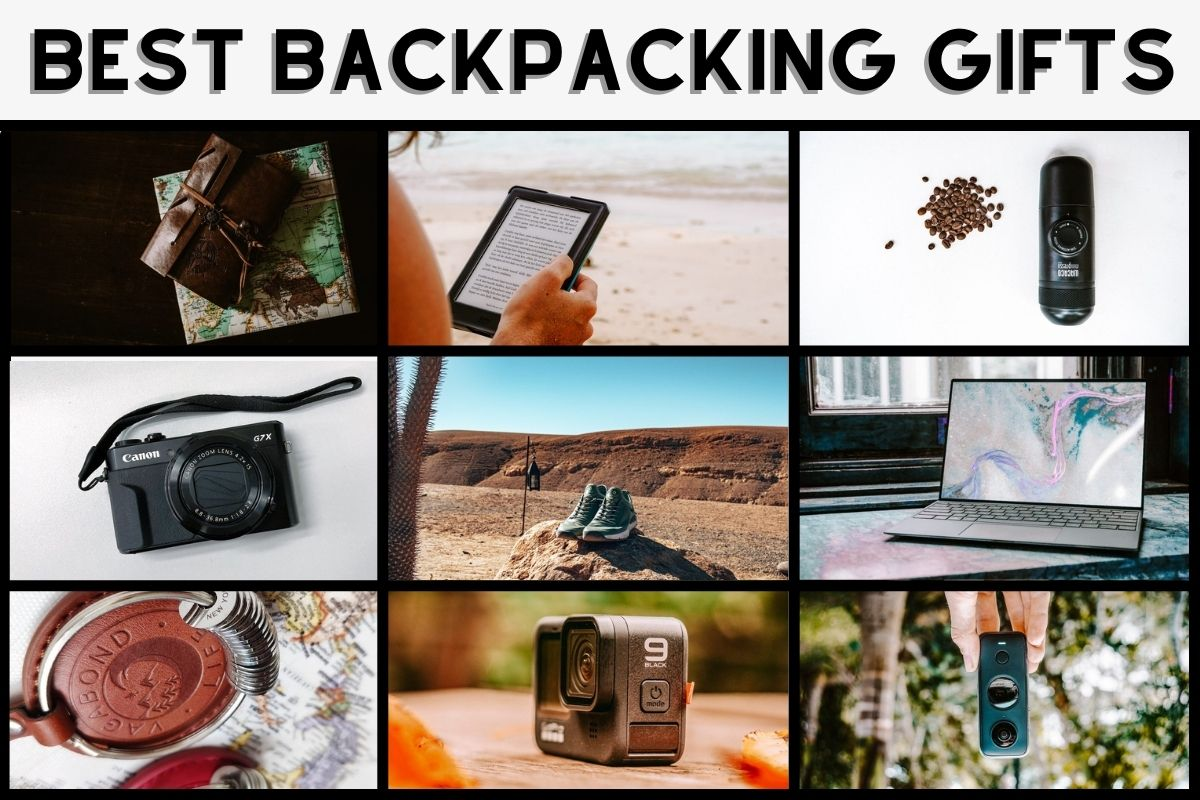 best gifts for backpackers