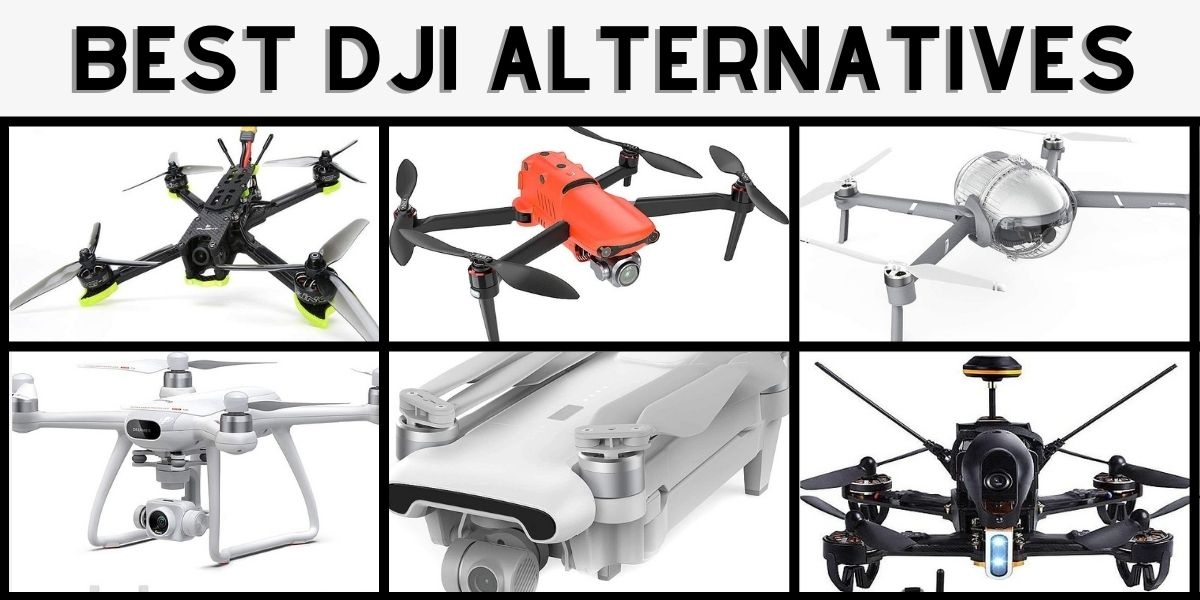 best DJI alternatives