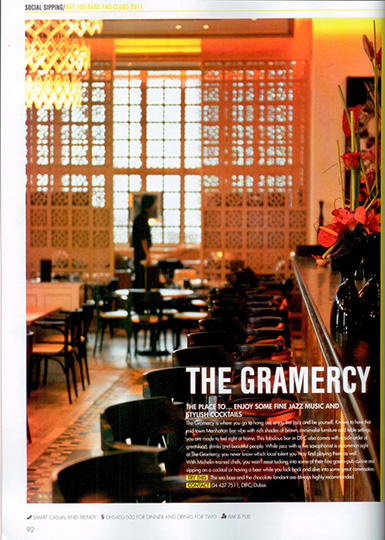 the gramercy