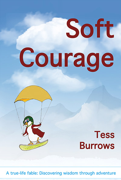Soft Courage - Book by Tess Burrows