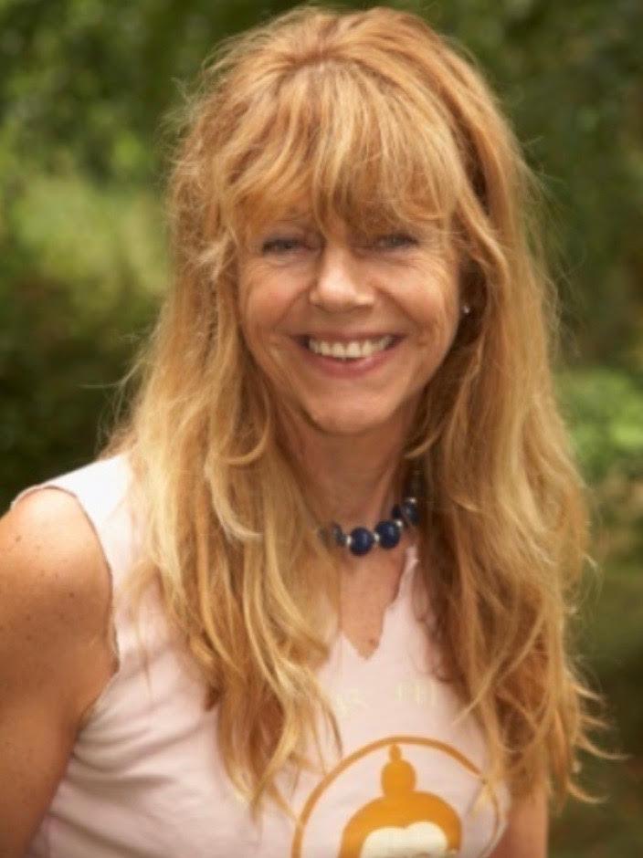 Tess Burrows - Author