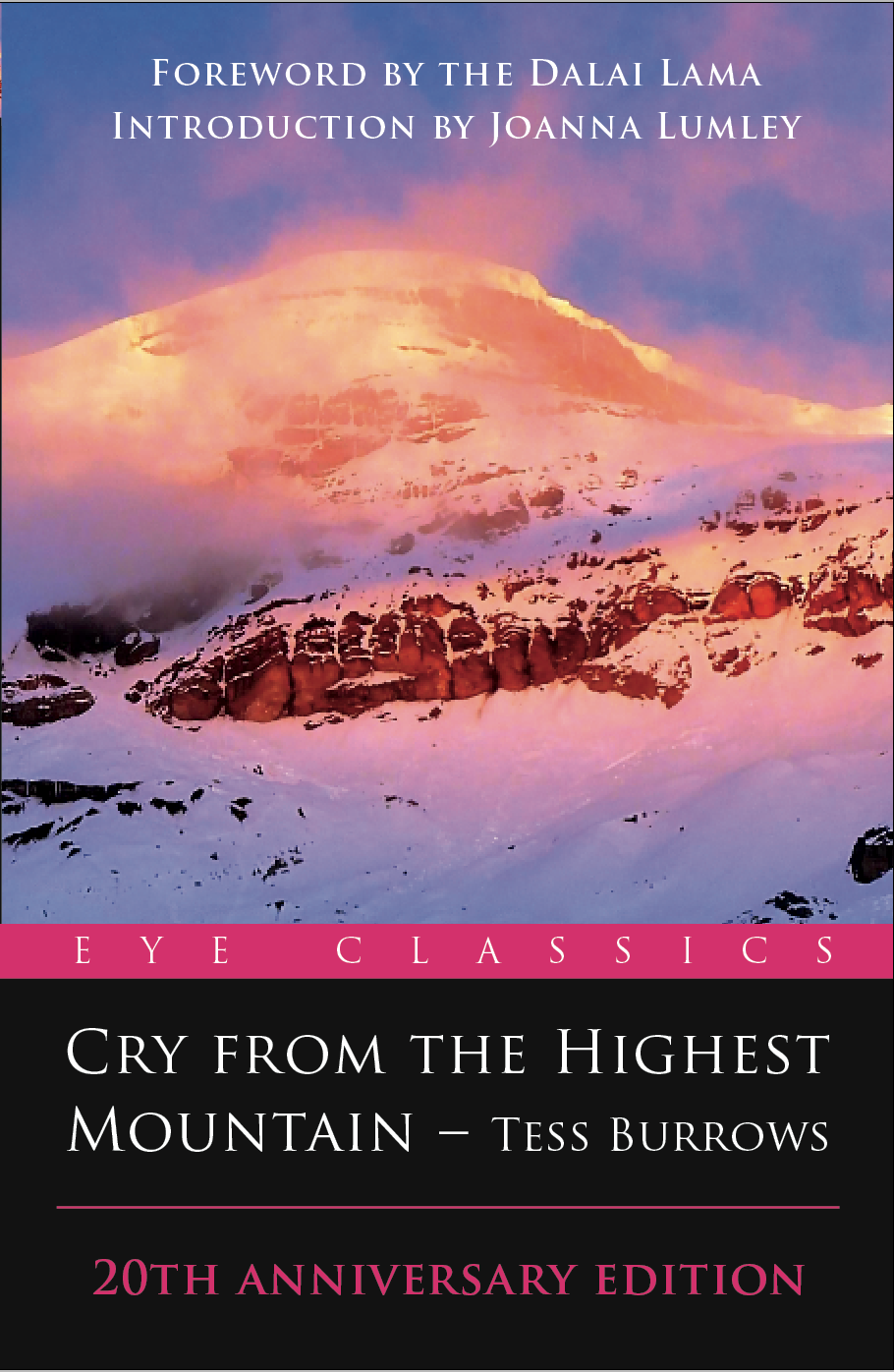 Cry From the Highest Mountain - Book by Tess Burrows