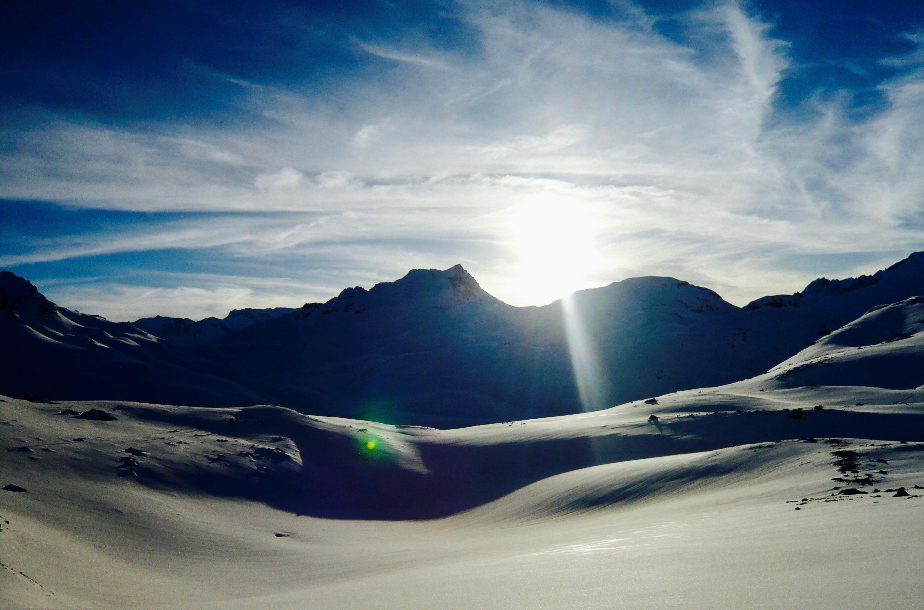 Stillness of the Wilderness
