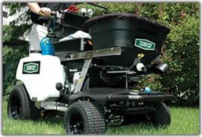 proper lawn fertilizing