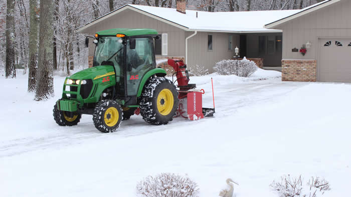 Best Snow Removal System in Brainerd Lakes Area