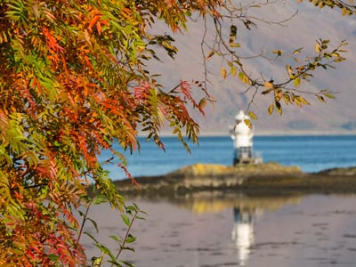 Save up to 50% with an Autumn Escape