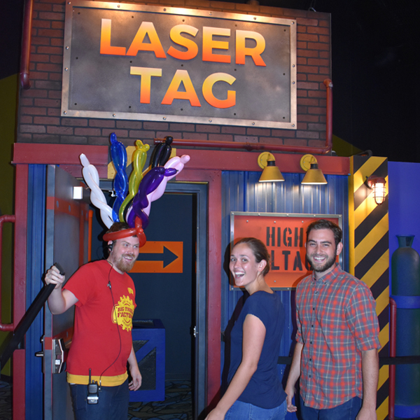 Twin cities laser tag