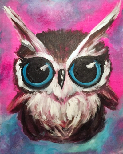 Paint Nite Example
