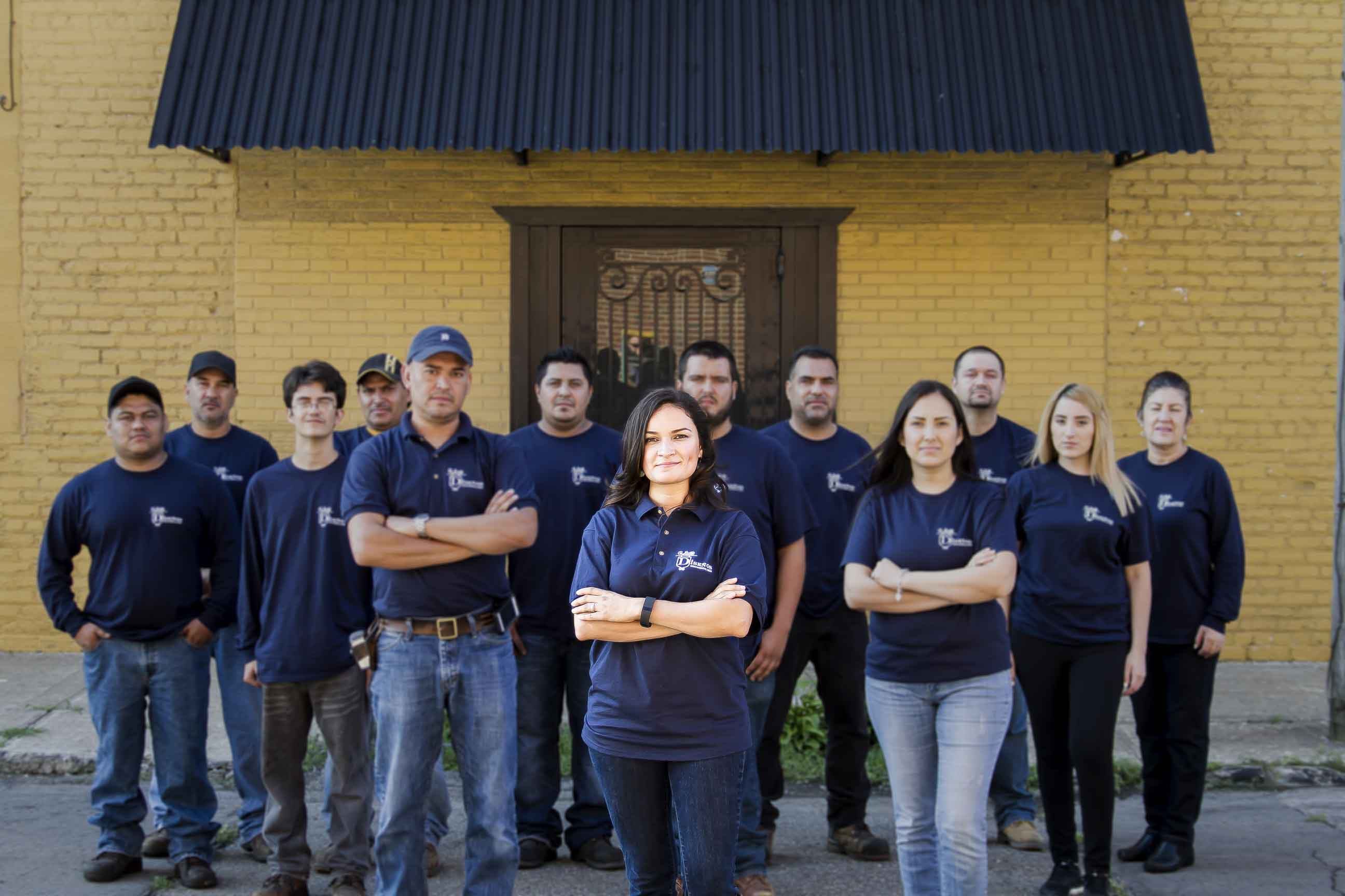 Diseños Ornamental Iron Team