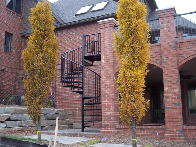 Diseños Ornamental Iron Detroit Custom Made staircase