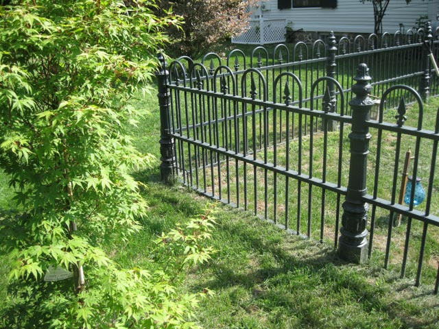Diseños Ornamental Iron Detroit Custom Made fence