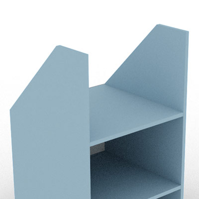 meuble sous pente ou sous escalier sur mesure. Black Bedroom Furniture Sets. Home Design Ideas