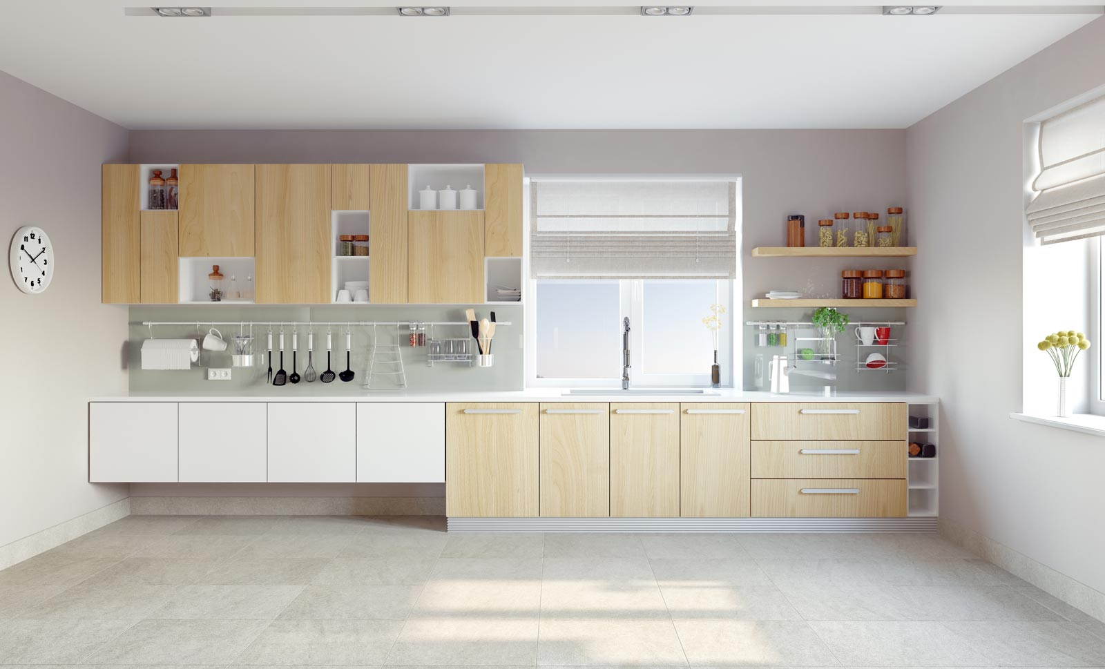 Meuble de cuisine sur mesure dessinetonmeuble for Cuisine amenagee sur mesure