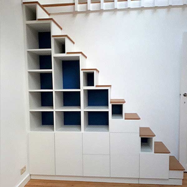 meuble escalier mezzanine