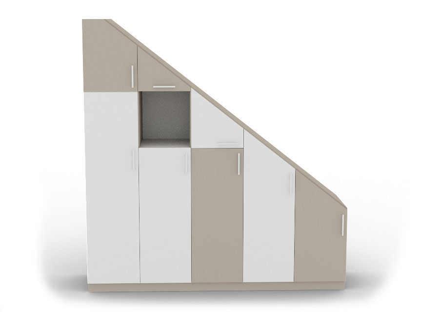 Adaptable Sous Pente Ou Sous Escalier
