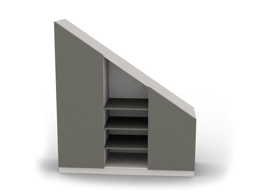 Meuble Sous Escalier Configurable Et Personnalisable