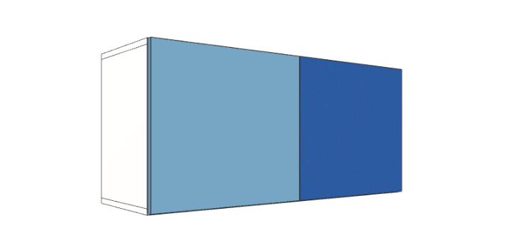 meuble couleur bleu