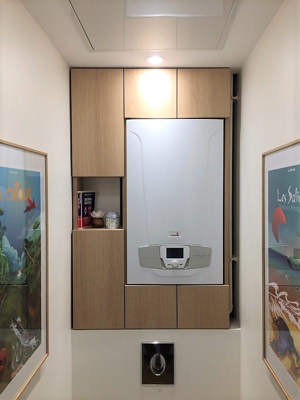 meuble sur mesure salle d'eau