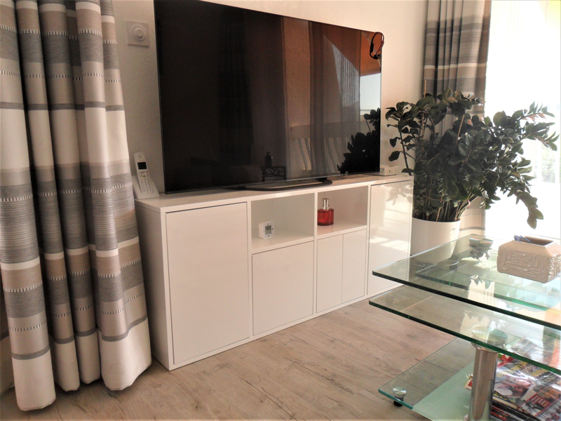 Commode sur mesure design
