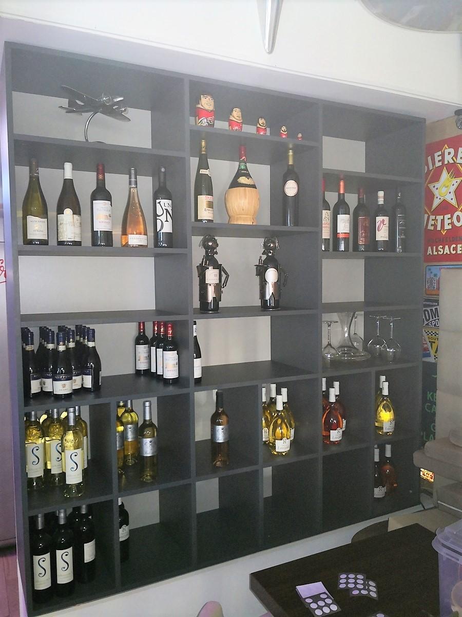 cave a vin sur mesure