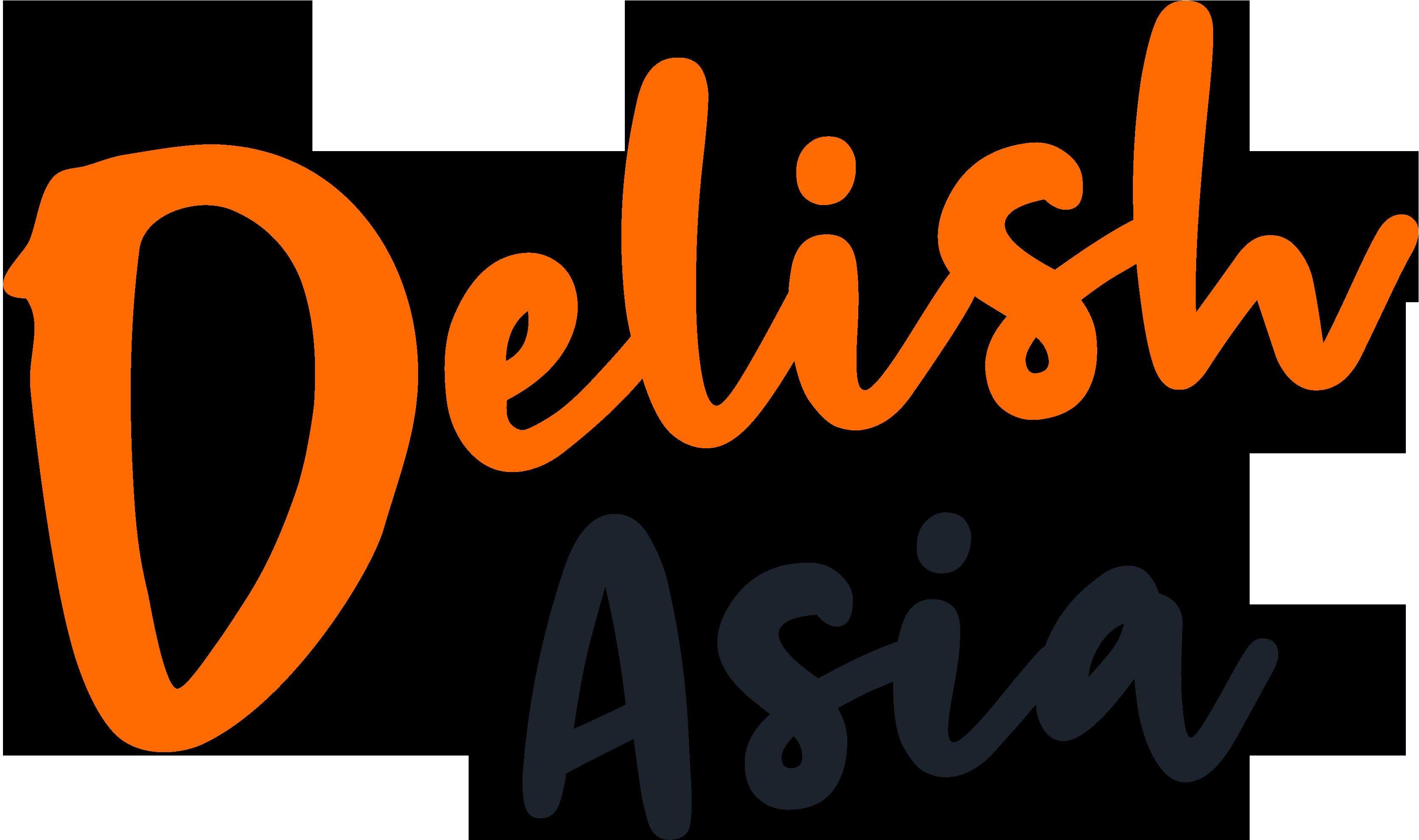 Delish Asia's Logo