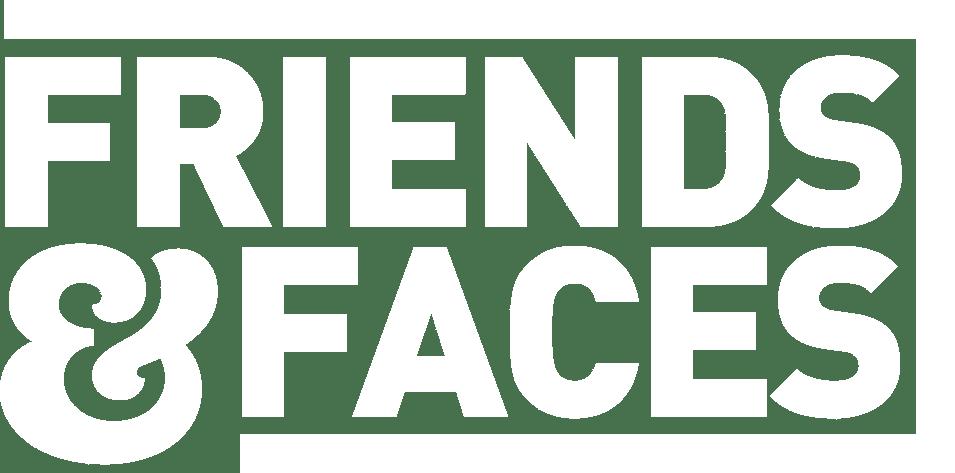 Friends & Faces Logo